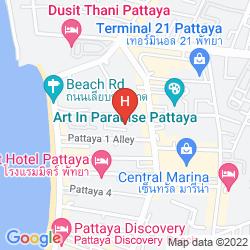 Karte IBIS PATTAYA