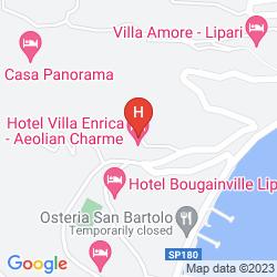 Karte VILLA ENRICA