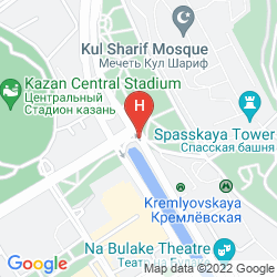 Karte GULFSTREAM PALACE