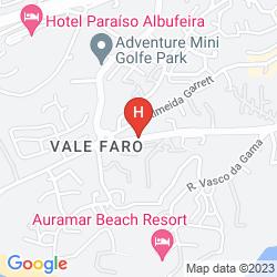 Karte RESIDENCIAL PIFARO