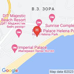 Karte ROYAL PALACE HELENA SANDS