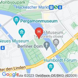 Karte HACKESCHER MARKT