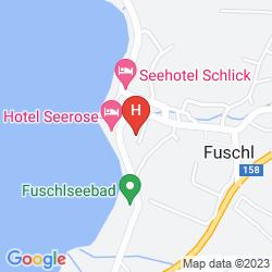 Karte HOTEL STEFANIHOF