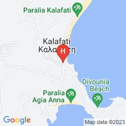 Karte HOTEL FLEIDINGERHOF