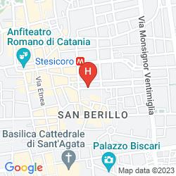Karte ROMANO HOUSE