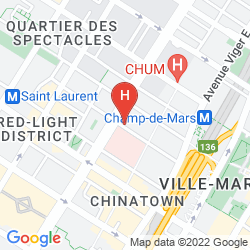 Karte LE 1 RENE LEVESQUE