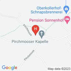 Karte HOTEL ALPENSCHLÖSSL