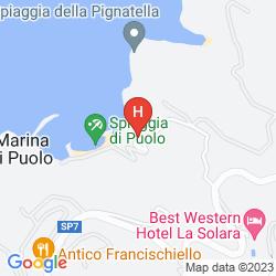 Karte BAIA DI PUOLO