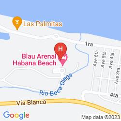 Karte BRAVO ARENAL