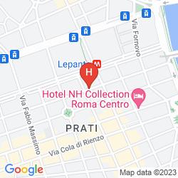 Karte THE B PLACE