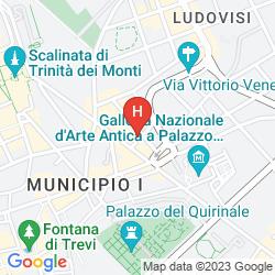 Karte ALBERGO OTTOCENTO