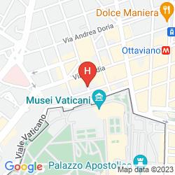 Karte PAPA VISTA RELAIS