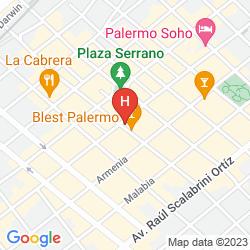 Karte PALERMITANO BY DON