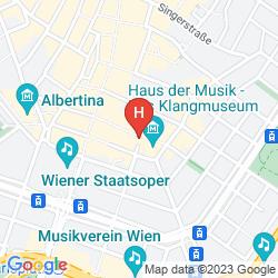 Karte SCHLOSSHOTEL ROMISCHER KAISER
