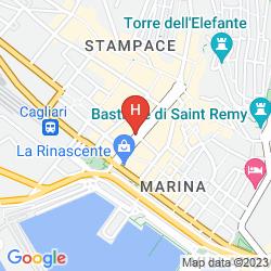 Karte SARDINIA DOMUS