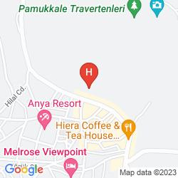 Karte KERVANSARAY