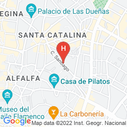 Karte PALACIO DE VILLAPANES