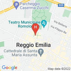Karte REGGIO
