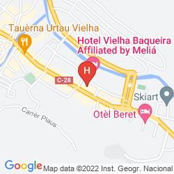 Karte APARTHOTEL ETH PALAI