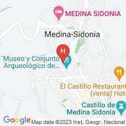 Karte ATH AL-MEDINA WELLNESS