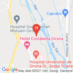 Karte IBIS GIRONA