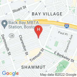 Karte 40 BERKELEY