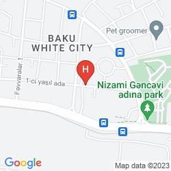 Karte PREMIER HOTEL