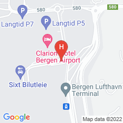 Karte FIRST HOTEL MARIN