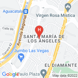 Karte PORTALES DEL CAMPESTRE