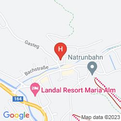 Karte LANDGASTHOF - HOTEL ALMERWIRT