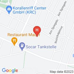 Karte AM SPIEGELN