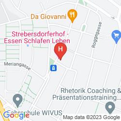 Karte STREBERSDORFERHOF