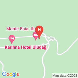 Karte HOTEL FAHRI