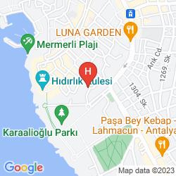 Karte KARYATIT