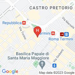 Karte NORD NUOVA ROMA