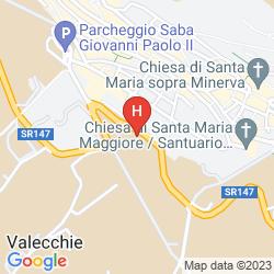 Karte IL PALAZZO