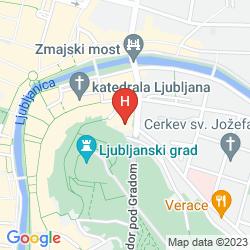 Karte EMONEC HOTEL