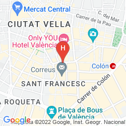 Karte ONE SHOT PALACIO REINA VICTORIA 04