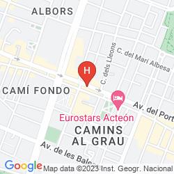 Karte VILLACARLOS