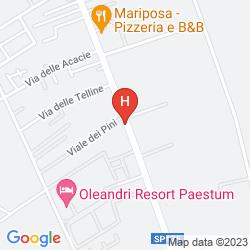 Karte CLORINDA