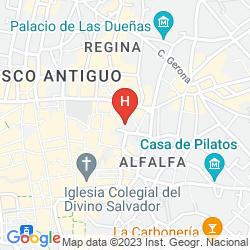 Karte ITACA SEVILLA