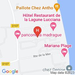 Karte LE LIDO