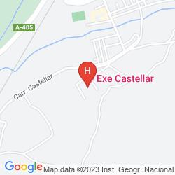 Karte CASTELLAR