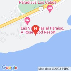 Karte VENTANAS AL PARAISO