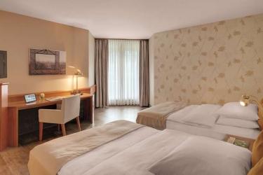 Best Western Plus Hotel Kassel City: Camera degli ospiti KASSEL