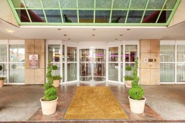 Best Western Plus Hotel Kassel City: Esterno KASSEL