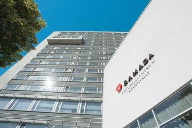 H4 Hotel Kassel: Exterior KASSEL