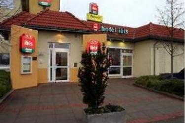 Hotel Ibis Kassel: Exterior KASSEL