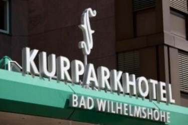 Kurparkhotel Bad Wilhelmshohe: Facciata KASSEL