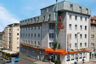 Hotel Excelsior: Extérieur KASSEL